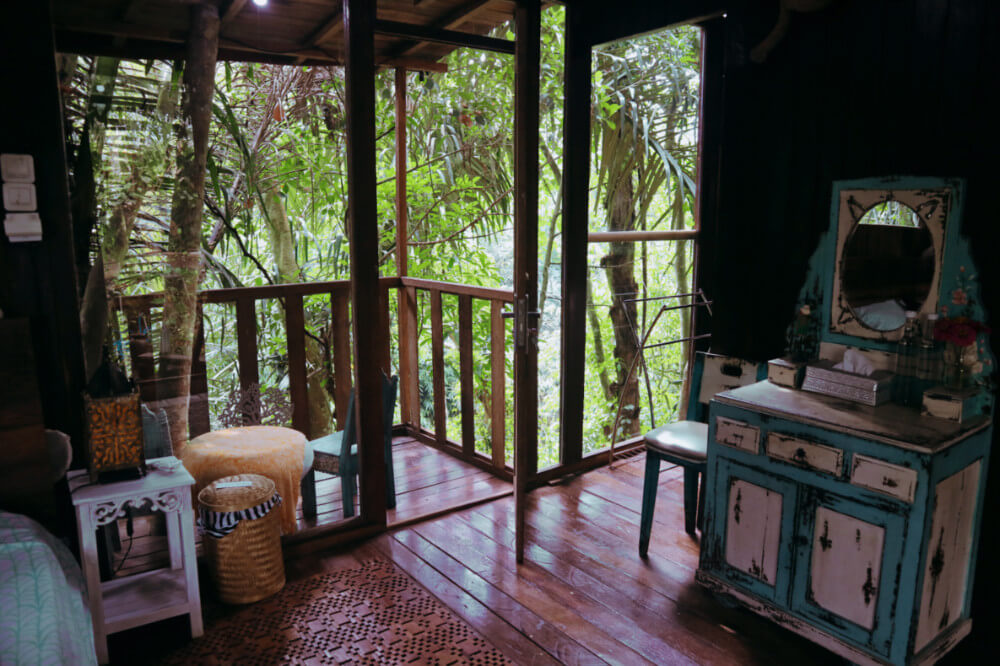 Is This The Best Treehouse Accommodation In Bali Hars Garden Tree